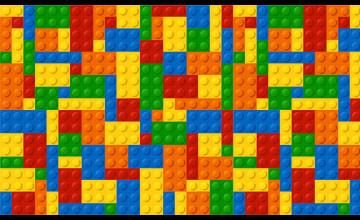 LEGO Wallpaper for Walls