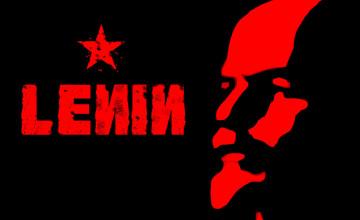 Lenin Wallpaper