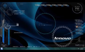 Lenovo Wallpaper Theme