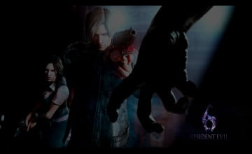 Leon Resident Evil 6 Wallpapers