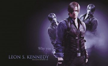 Leon S Kennedy Wallpaper