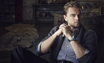 Leonardo DiCaprio 2018 Wallpapers