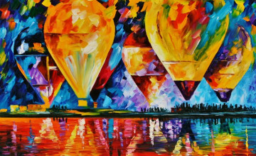 Leonid Afremov Wallpaper