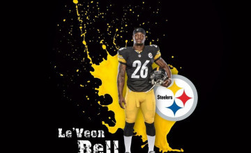 Le\'Veon Bell Wallpaper HD