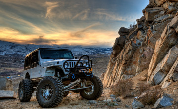 Lifted Jeep Wallpapers