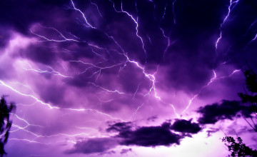 Lightning Pictures for Computer Wallpaper