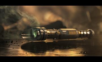 Lightsaber Background