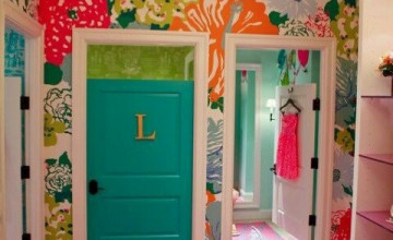 Lilly Pulitzer Wallpaper for Walls