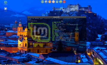 Linux Mint 17.3 Wallpapers