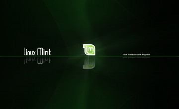 Linux Mint Wallpaper HD