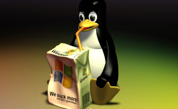 Linux Windows Wallpaper