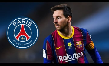 Lionel Messi PSG Wallpapers