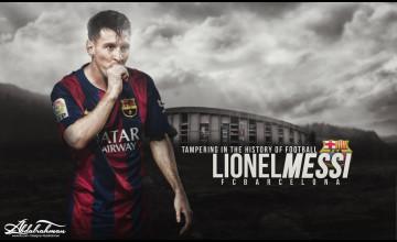 Lionel Messi Wallpaper 2015