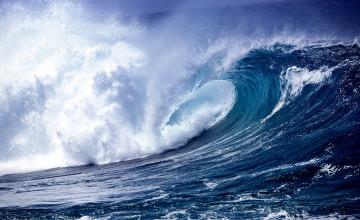 Live Ocean Waves Wallpapers