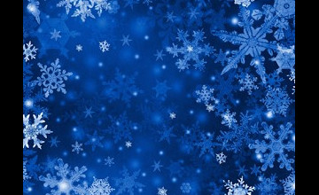 Live Snowflake Wallpaper