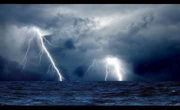 Live Thunderstorm Wallpaper for PC