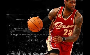 Live Wallpapers of LeBron James