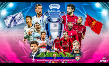 Liverpool Champions League Final 2019 Wallpapers