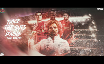 Liverpool Wallpaper 2017