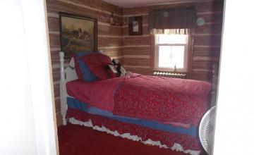 Log Cabin Wallpaper for Rooms