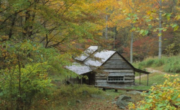 Log Cabin Wallpapers and Screensavers