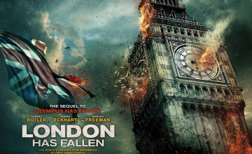 London Has Fallen Wallpaper 2880x1800