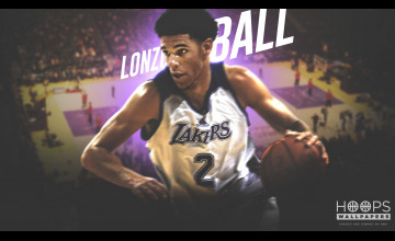 Lonzo Ball PC Wallpaper