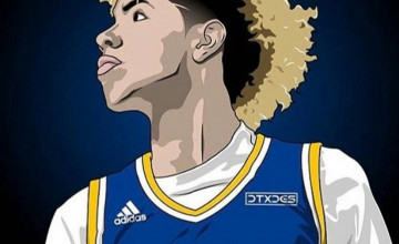 Lonzo Ball Wallpaper Flexin