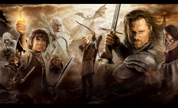Lord Of The Rings Backgrounds