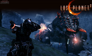 Lost Planet 2 Wallpapers