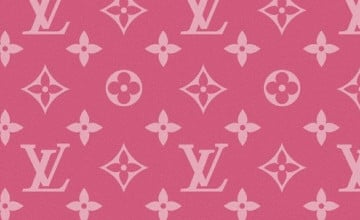 21 Louis Vuitton Wallpaper Pink On Wallpapersafari