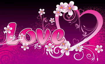 Lovely Wallpaper of Love