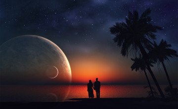 Lovers Wallpapers