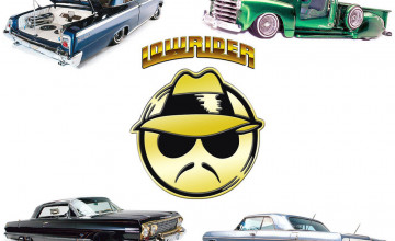 Lowrider Magazine Wallpaper