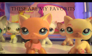 LPS Background Music Wallpaper