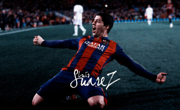 Luis Suarez Wallpaper 2015