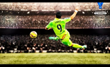 Luis Suarez Wallpaper Barcelona