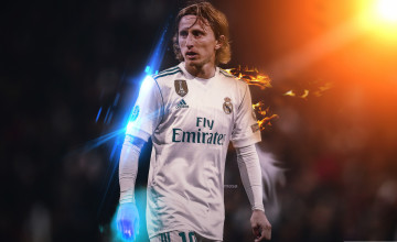 Luka Modrić Wallpapers