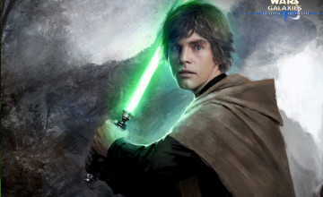 Luke Skywalker Wallpaper