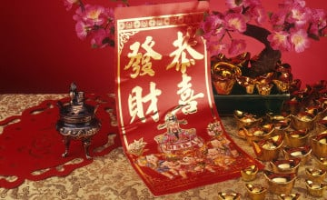 Lunar New Year Wallpapers