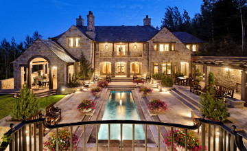 Luxury Mansion Wallpapers