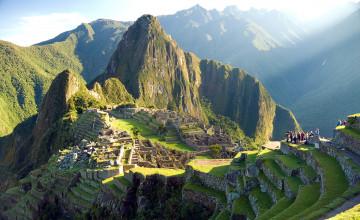 Machu Picchu Pictures Wallpaper