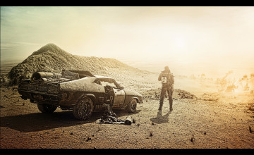 Mad Max 2015 Wallpaper