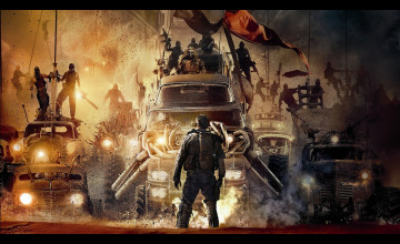 Mad Max HD Wallpaper
