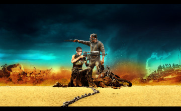 Mad Max Wallpaper 1080p