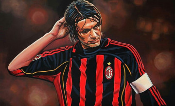 Maldini Wallpaper