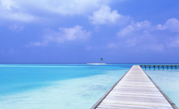 Maldives Desktop Wallpaper