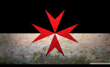 Maltese Cross Wallpaper