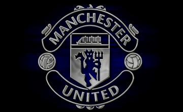 Man U Logo Wallpaper