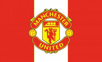 Man Utd Logo Wallpaper